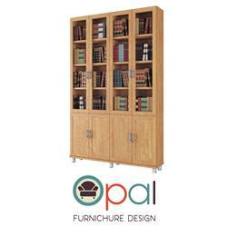 ארון ספרי קודש ארבע דלתות על במה ברוחב 1.6 מטר