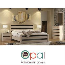 חדר שינה זוגי קומפלט בעיצוב מיוחד