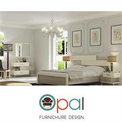 חדר שינה זוגי קומפלט בעיצוב חדשני ומרענן