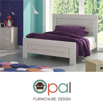 מיטת ילדים מעוצבת ברוחב 120