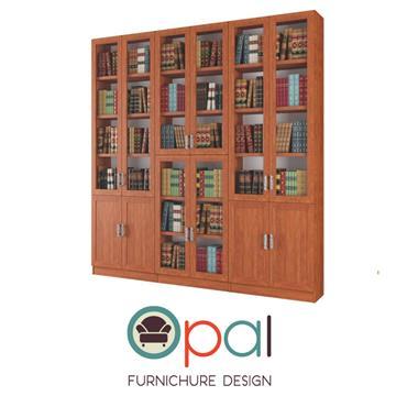 ארון ספרי קודש שש דלתות ברוחב 2.4 מטר