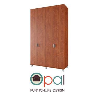 ארון בגדים 4 דלתות במבצע דגם רן במגוון צבעים