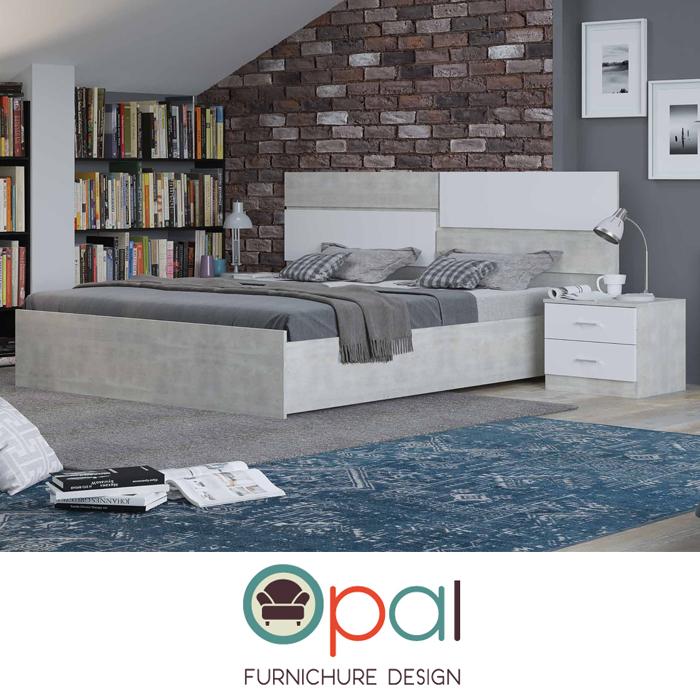 חדר שינה זוגי קומפלט דגם מרים